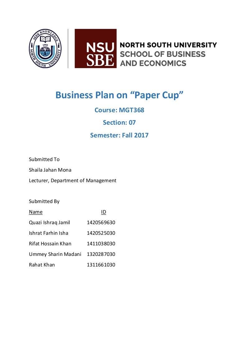 Help write paper