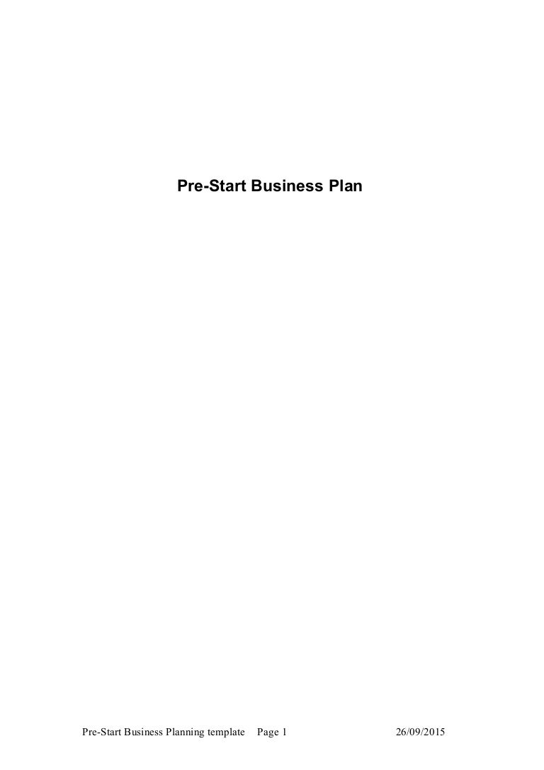 Business Plan Guide E Format To Use With Inspiro Buiness Plan In 90 M