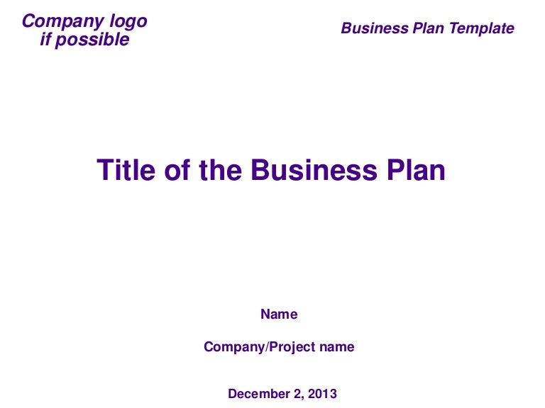 Business Plan Template For App Gallery Template Design Free Download