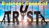 Business Speed of Trust