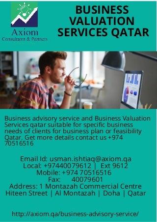 businessvaluationservicesqatar-190302060
