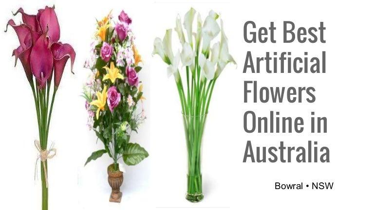 Buy best artificial flowers online in australia mightylinksfo