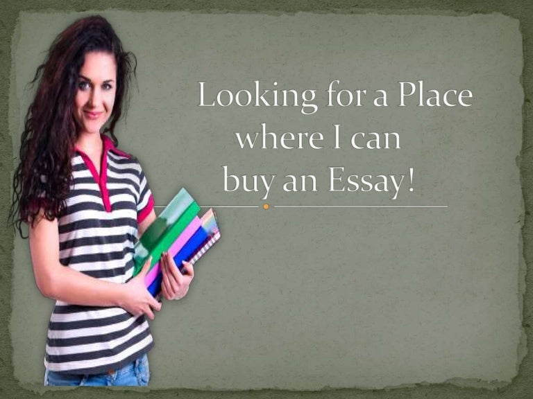 Buy Essay Online - Get Top Grade With Perfect Essay From Us
