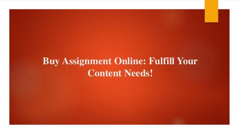 Buy Assignment Online 📝 Fast Delivery, % Privacy   24/7
