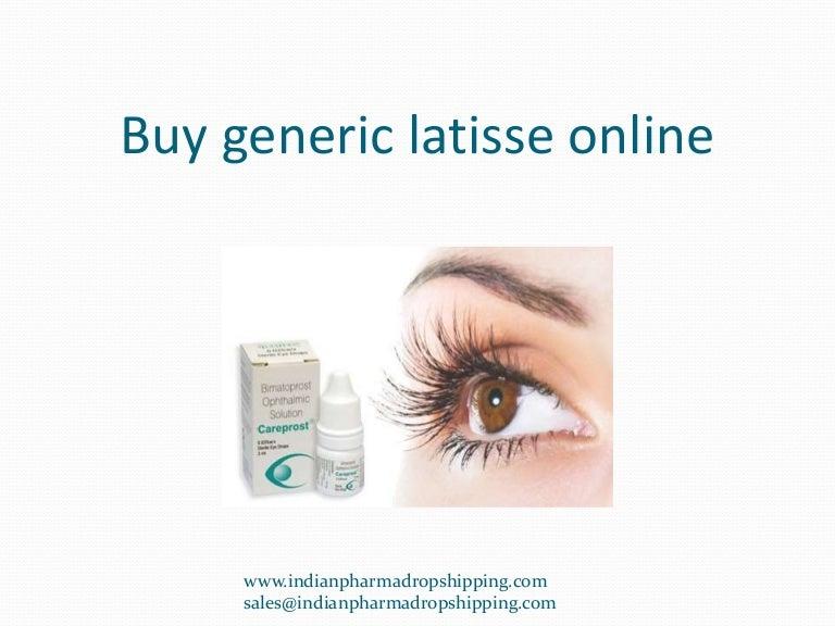 Buy Generic Latisse Online At Wholesale Price