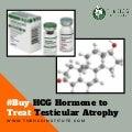 Buy HCG Hormone to Treat Testicular Atrophy