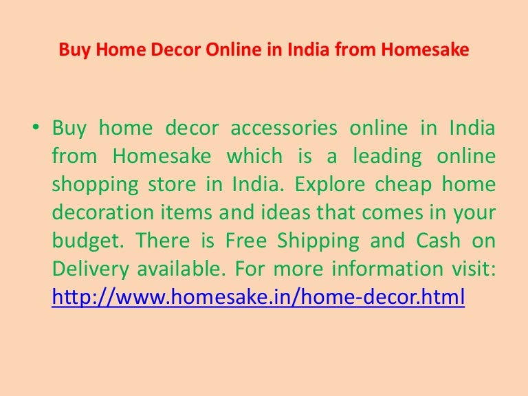 buy home decor online in india - Cheap Home Decor Online