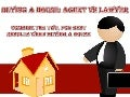 Buying a house from agent vs lawyer