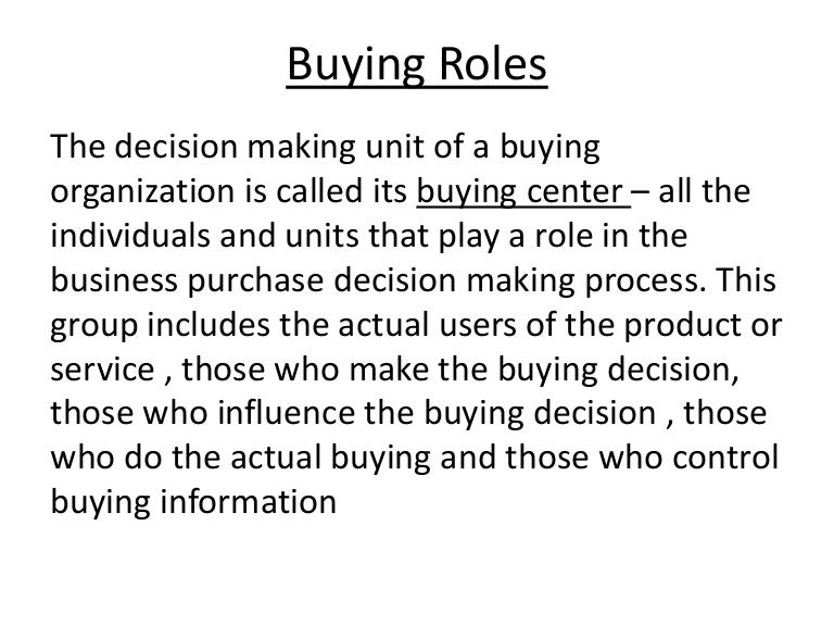 buying roles individual buying Buying individual health insurance on your own can be daunting this step-by-step guide demystifies the process of buying individual healthcare a step-by-step guide to buying individual health insurance if you're looking to buy your own health insurance for the first time (or you need help.