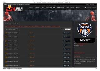 Buy NBA 2K18 MT Coins PS4, Cheap NBA 2K18 PS4 MT Coins Hot Sale at U4NBA.COM