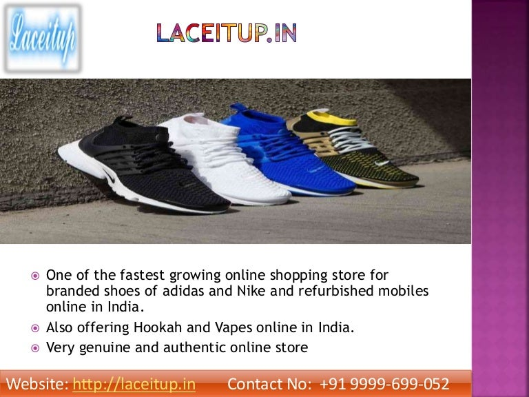 943775d633f Buy online branded nike and adidas sport shoes in india laceitup