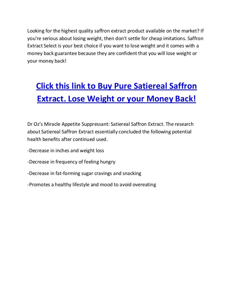 Buy Saffron Extract Walmart