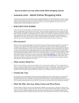 Buy sex products sex toys online, adult online shopping
