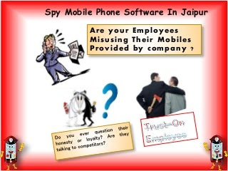Buy Spy Mobile Phone Software In Jaipur - 9958840084
