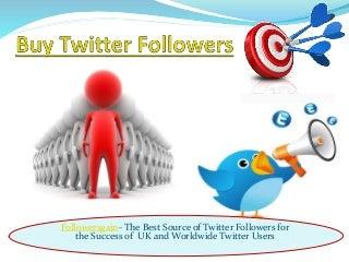Buy real Twitter followers For Free trail Followersgain