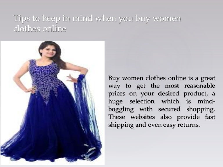 Buy women clothes online | Personalised Womens Clothing