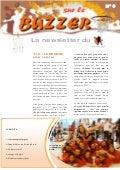 Sur le Buzzer n°9, la newsletter du CD67