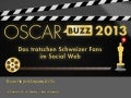 Buzz report Oscars 2013