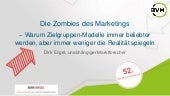 Die Zombies des Marketings