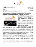 BWIR partners with Amran Establishment LLC to offer Process Systems Engineering solutions in the GCC