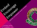 Embed Encourage Empower