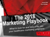 The 2018 Marketing Playbook