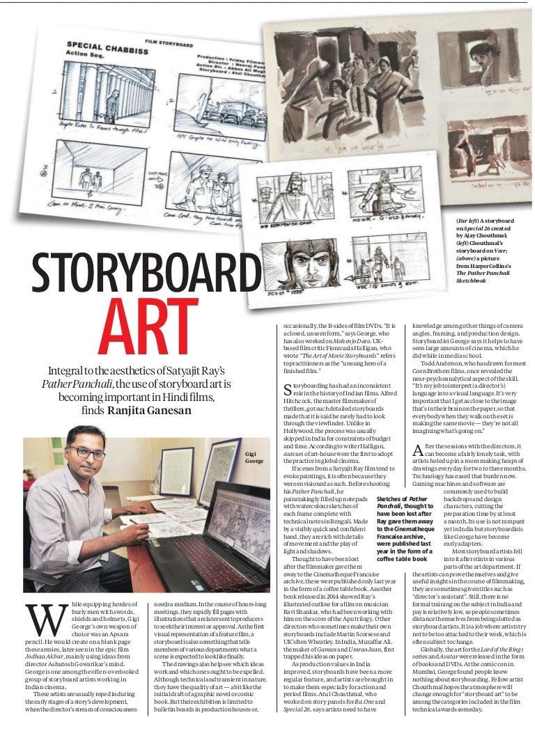 BS Weekend - Storyboards