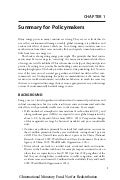 IMF Book Chapter 1: Getting Energy Prices Right: From Principle to Practice