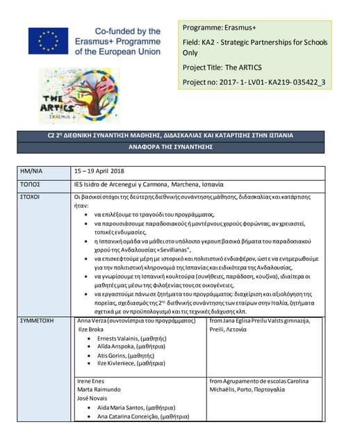 C2 spain report-