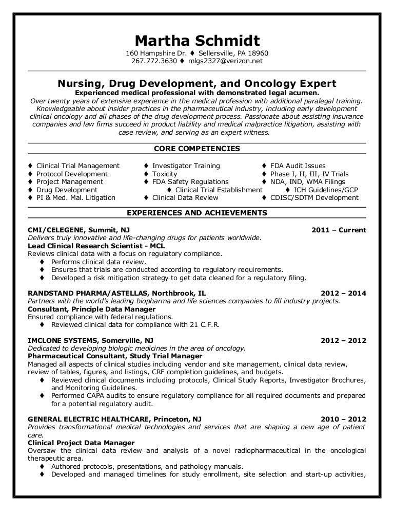 Charming Ich Protocol Template Pictures Inspiration - Example Resume ...
