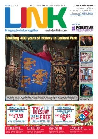 Swindon News - Advertising companies UK -Swindon Link