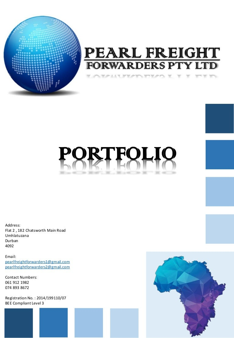 Pearl Freight Forwarders Pty Ltd Profile 1