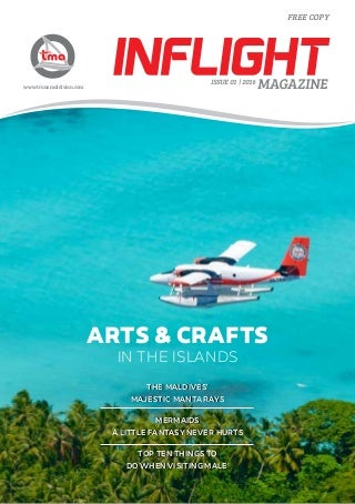 TMA Inflight Magazine 2016 (Issue 01)