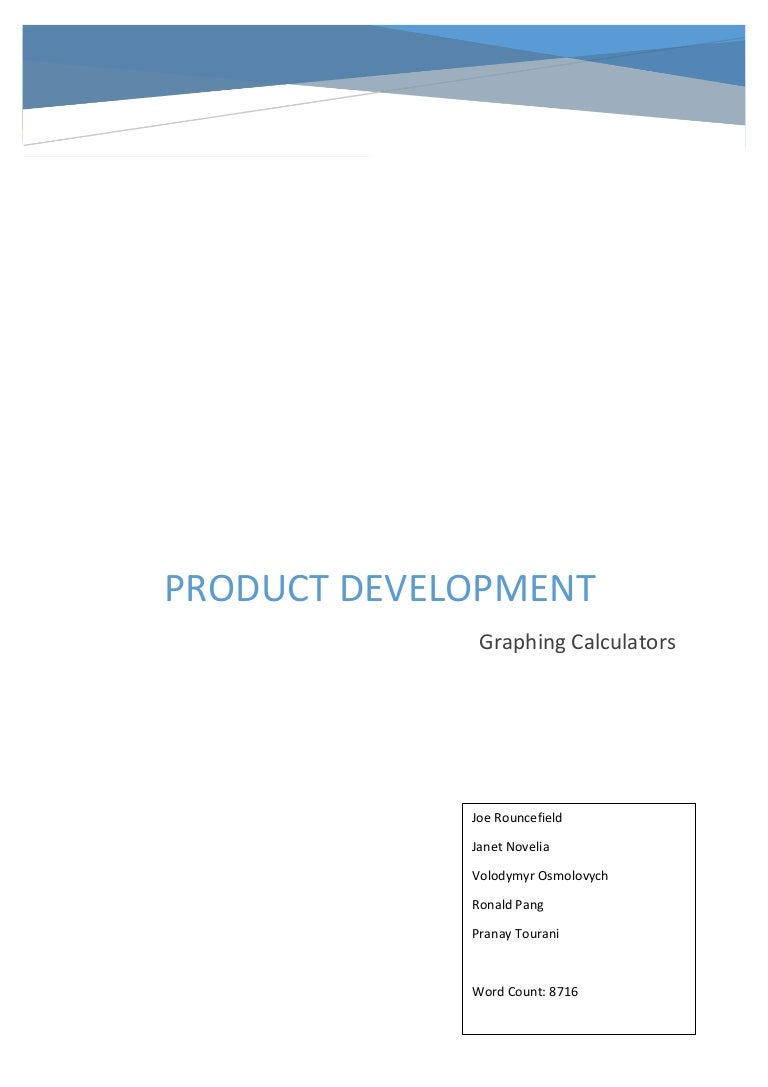 Product Development Of A Graphing Calculator The Circuit Board Showing Integrated Just