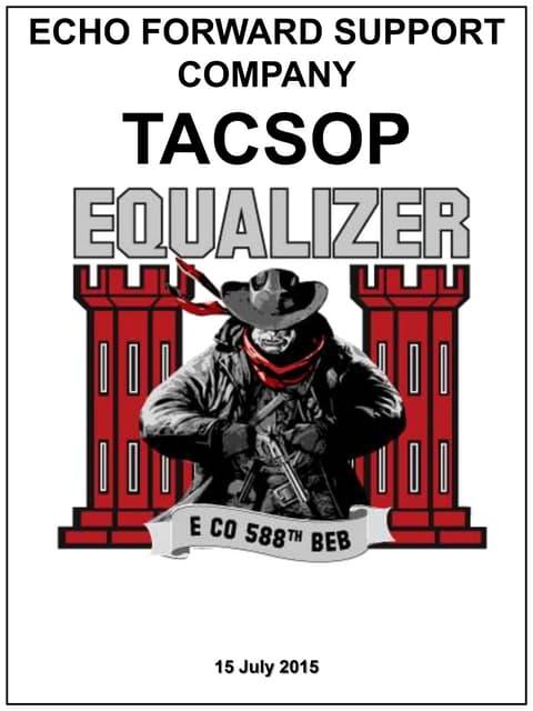 BEB FSC TACSOP