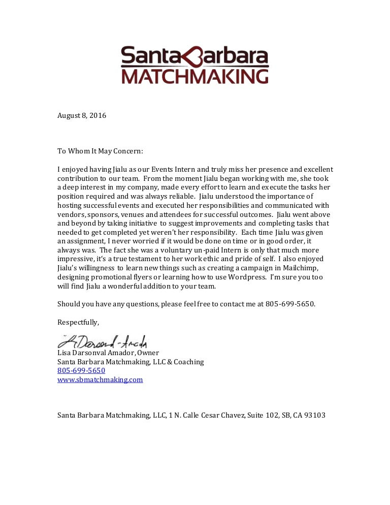 Santa Barbara matchmaking