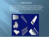 Cable Tray and Wire Mesh Cable Trays in India