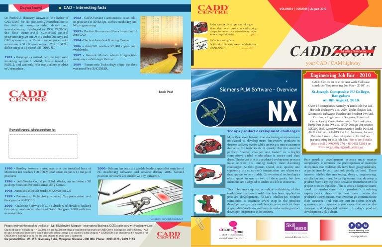 Caddzoom aug10