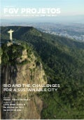 Rio and the Challenges for a Sustainable City