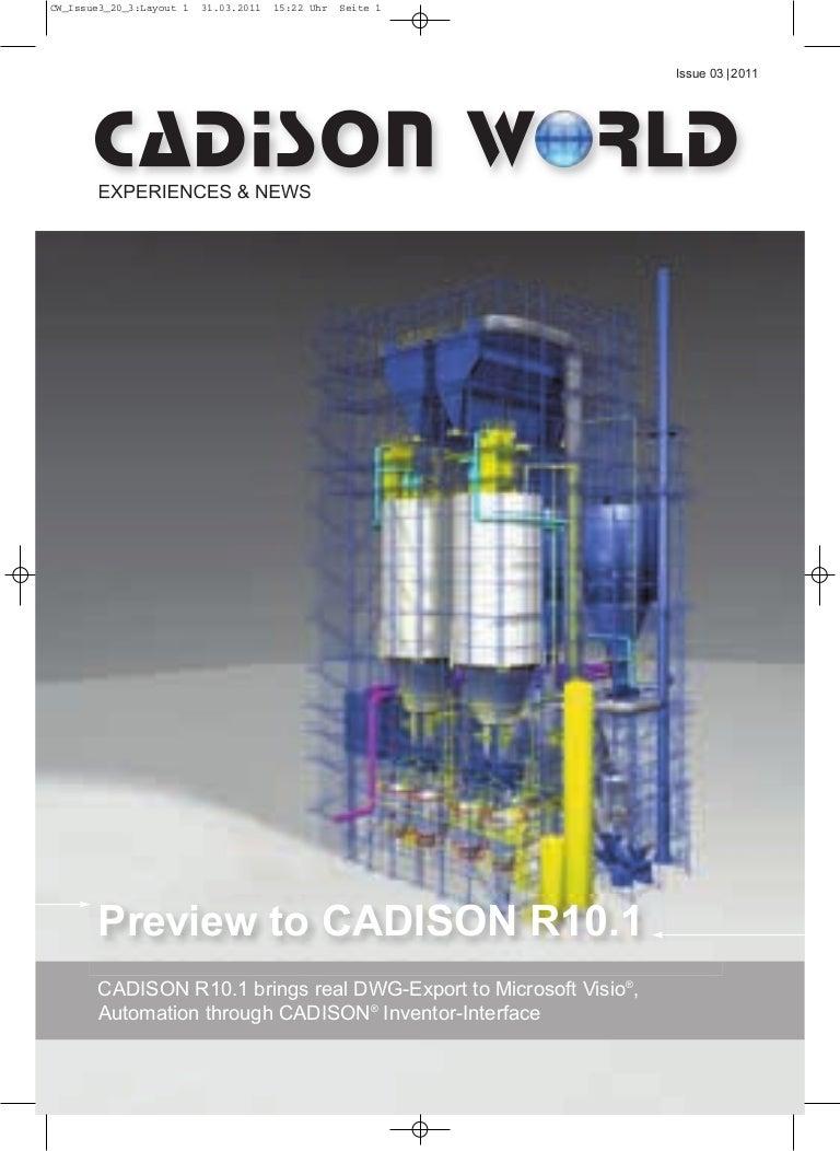 Cadison world 2011 issue 1