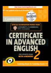Cae   cambridge certificate in advanced english 2