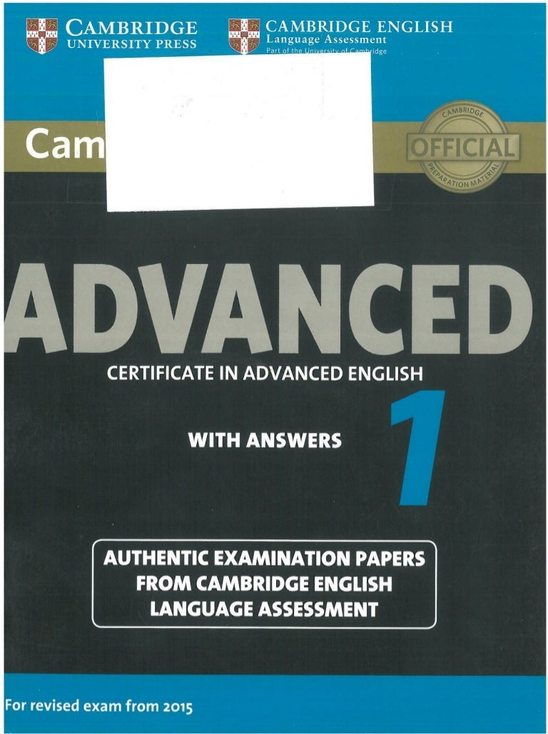 complete cae student's book with answers pdf
