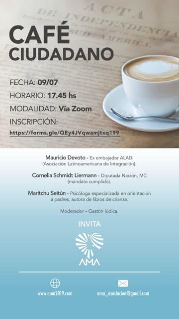 Cafe ciudadano
