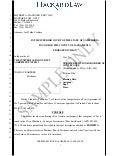 Sample Heggstad petition for California