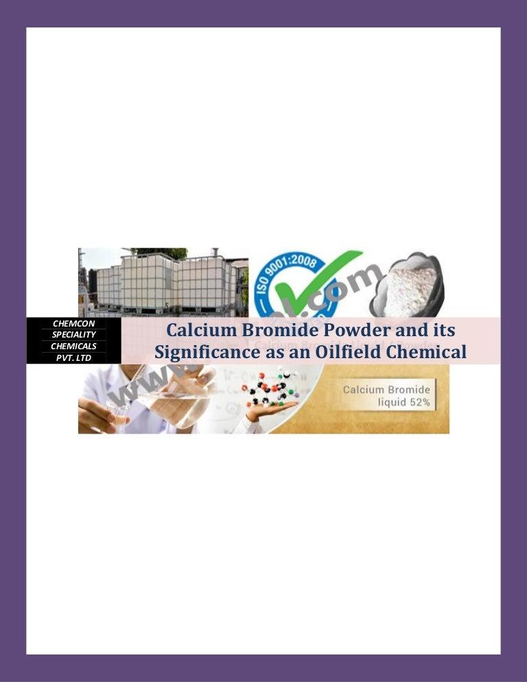 Calcium Bromide Powder