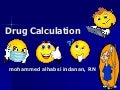 Drug Calculation