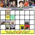 CALENDAR OF EVENTS - The BOSTON MARATHON BOMBINGS