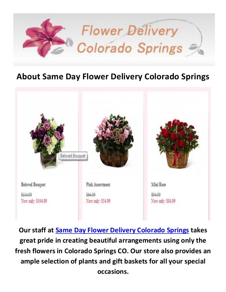 Call 719 602 6128 for flower delivery in colorado springs mightylinksfo