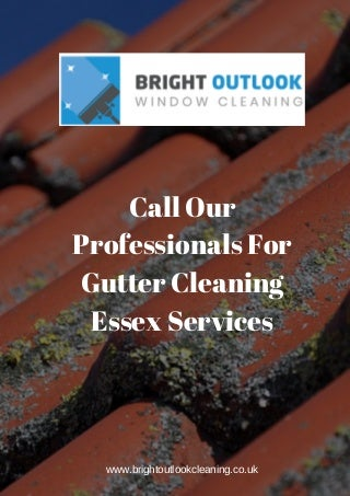 cleaning gutters from ground
