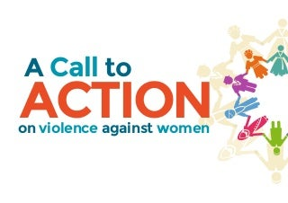 A Call to Action on Violence Against Women
